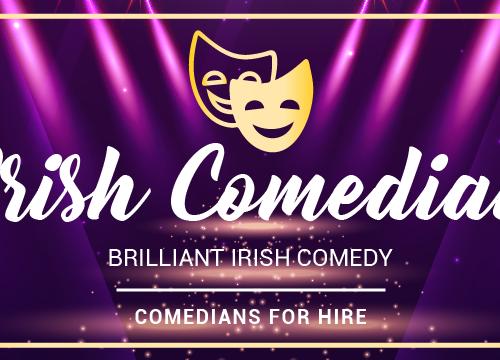 irish comedians