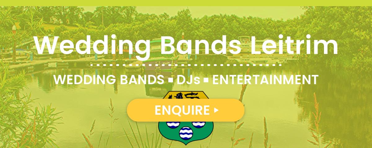 wedding bands leitrim