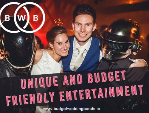 Budget Wedding Bands Entertainment Unique