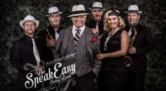 The SpeakEasy Band with www.budgetweddingbands.ie